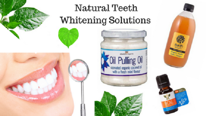 Natural Teeth Whitening Solutions grande