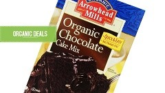 Organic Chocolate Cake Mix